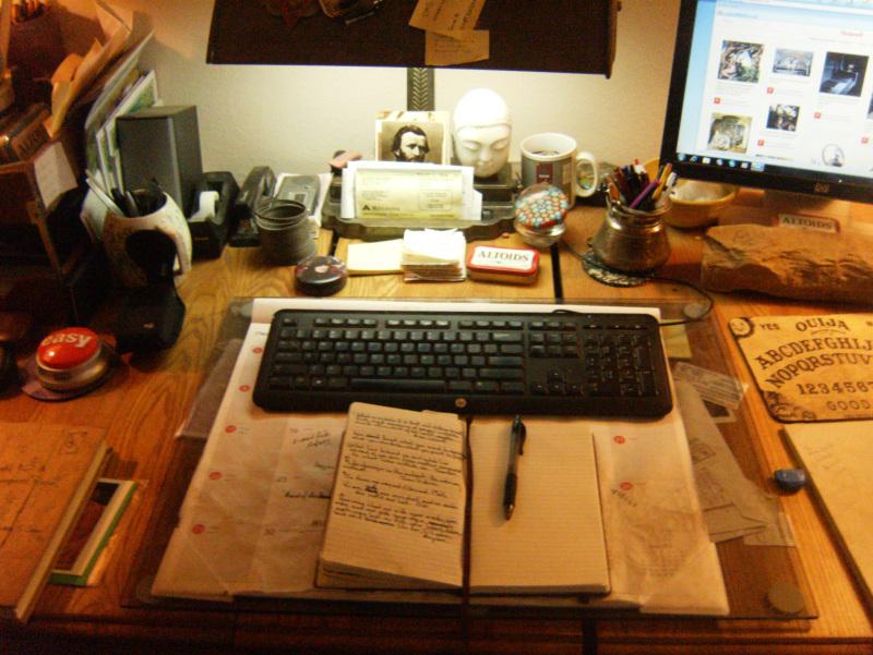 1--My Desk